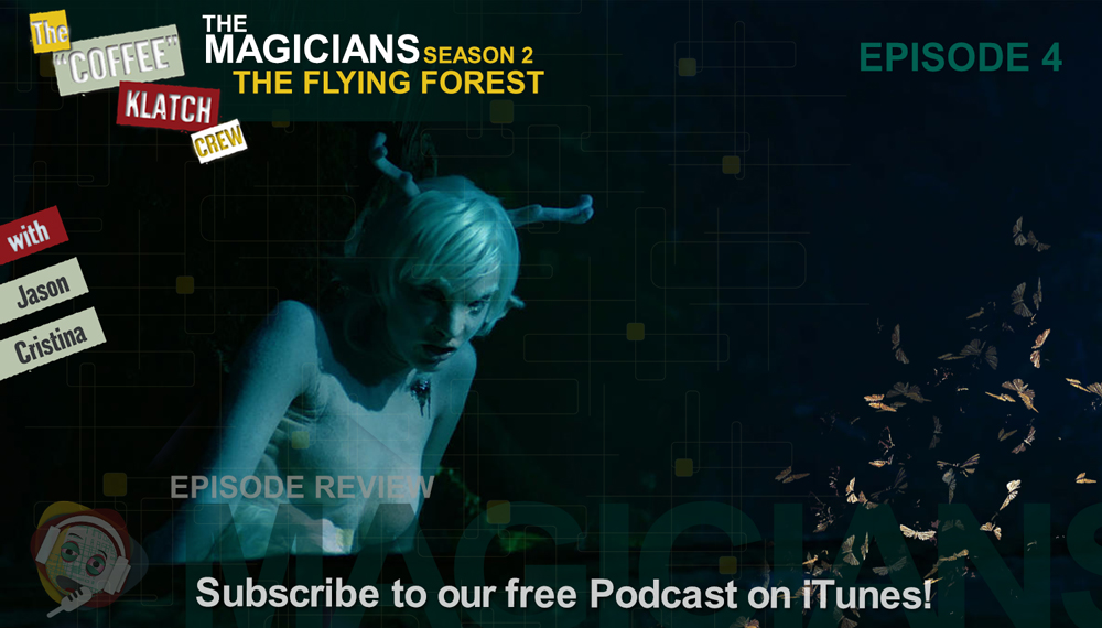 MAGIC - The Magicians S2 Ep4 The Flying Forest - Westworld