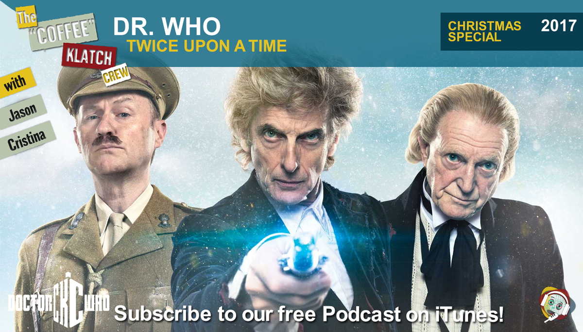 Dr.W - Dr. Who Christmas Special Twice Upon A Time