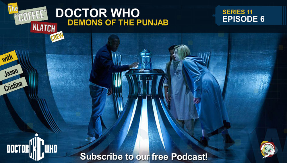 Dr.W - Doctor Who S11 E6 Demons of the Punjab