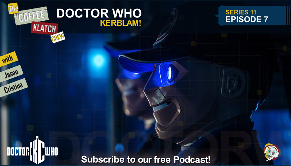 Dr.W - Doctor Who S11 E7 Kerblam!