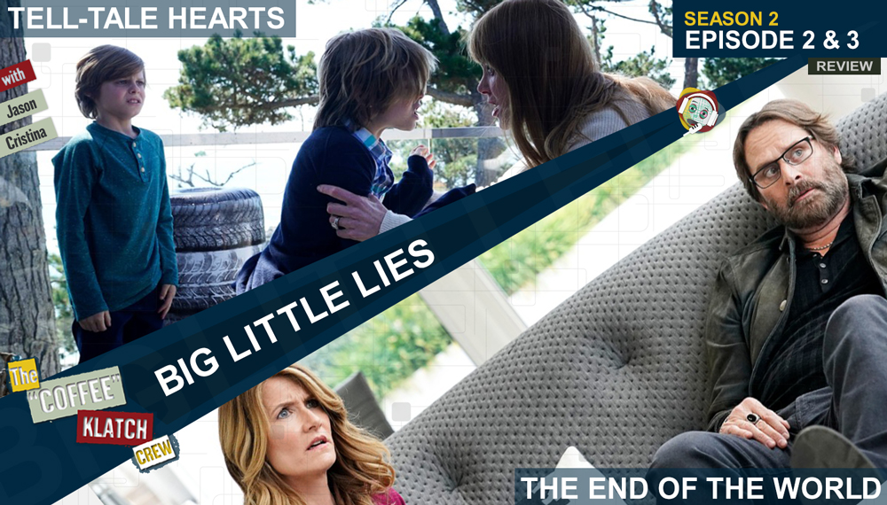 BIGL - Big Little Lies S2 E2 & E3